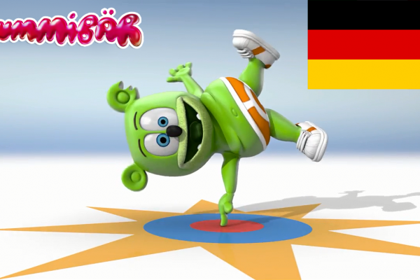 "HD Long German Version of ""I Am A Gummy Bear (The Gummy Bear Song)"""