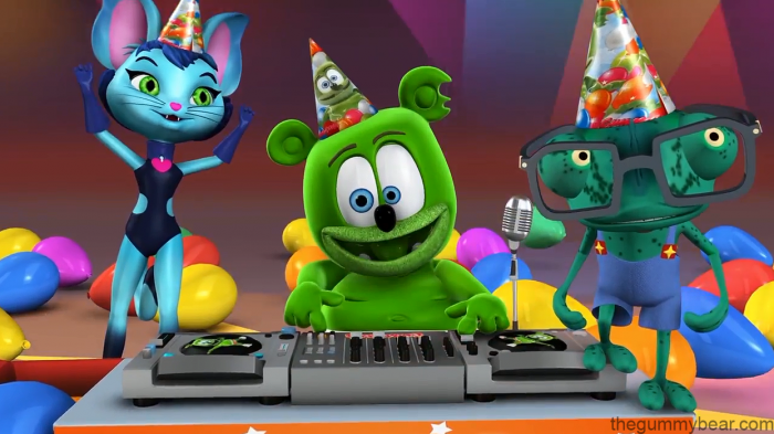 YouTube Kids Commemorates App's Birthday with Gummibär Playlist