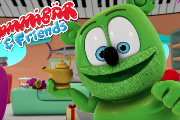 "Gummibär And Friends: The Gummy Bear Show – Episode 37 ""The Magic Lamp"""