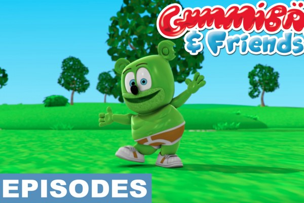 Gummy Bear Show Third 5 Episodes – Halloween, Stealthy Ninja, The Happy Puppy