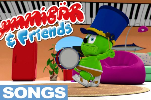 Gummy Bear Show Song Medley – Third 6 Songs