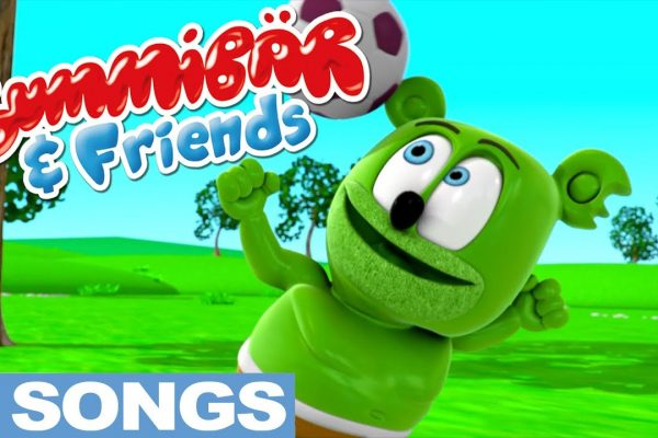 Gummy Bear Show Song Medley – Fifth 6 Songs