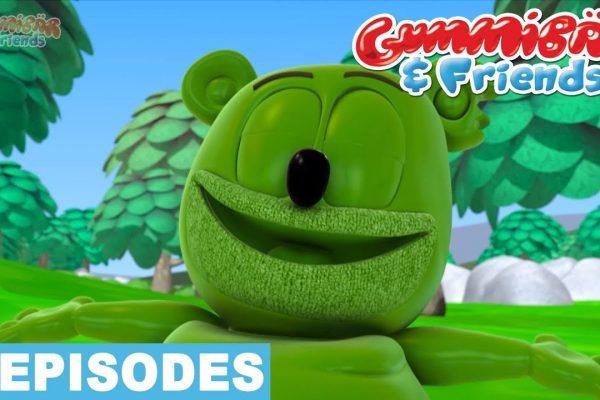 """""""Outdoor Adventures"""" – Gummibär and Friends Episode Compilation"""