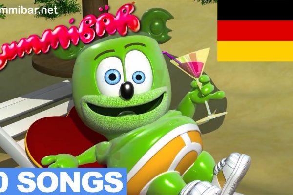 Gummibär German Song Extravaganza