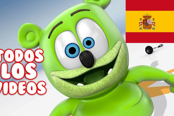 """""""Todos Los Videos"""" – All Gummibär Spanish Songs"""