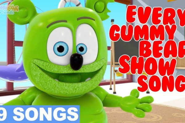 """Every Gummy Bear Show Song"" Complete Video Playlist"