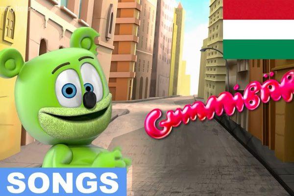 Hungarian Gummibär Song Extravaganza