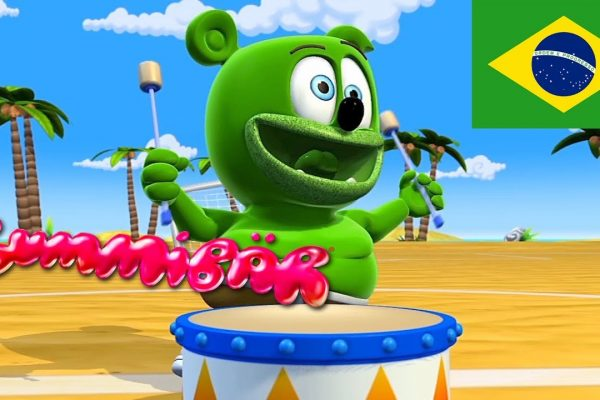 Gummy Bomba – Brazilian Version