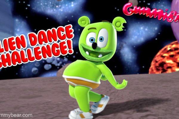 Alien Dance Challenge – Dame La Gomita Gummibär