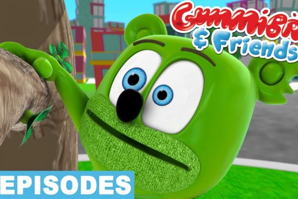 """Gummy Adventures"" Gummibär and Friends Episode Compilation"