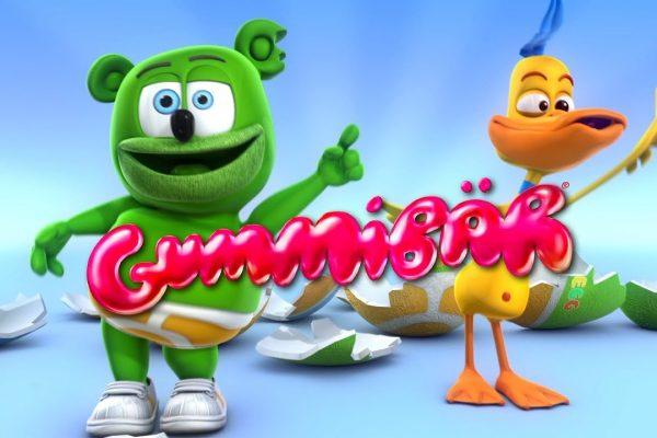 Gummy Egg – Gummibär