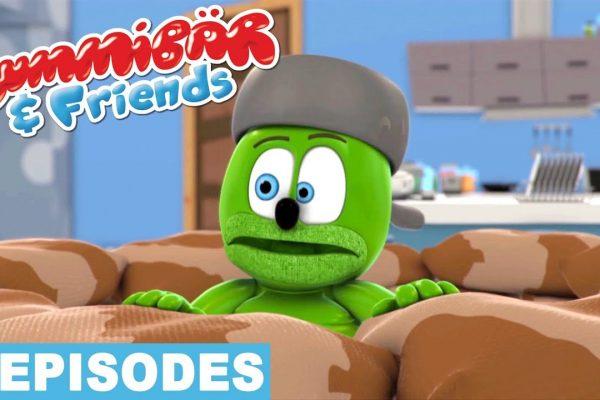 """Mission Gummy"" Gummibär and Friends Episode Compilation"