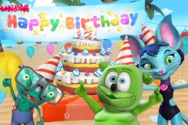 The Happy Birthday Song – Gummibär