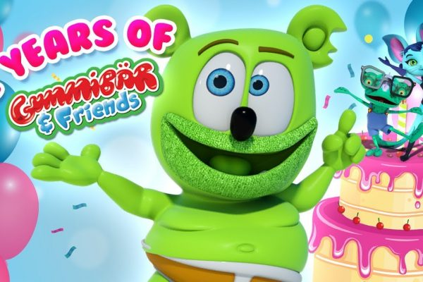 """Gummibär and Friends: The Gummy Bear Show"" 2nd Birthday Celebration"