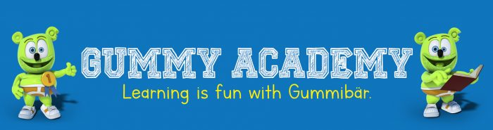 "Early Childhood Education YouTube Channel ""Gummy Academy"" Celebrates 100,000 Subscribers!"