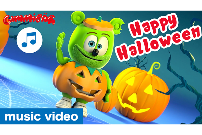 The Gummy Bear Song Halloween Version - Gummibär, The Gummy Bear