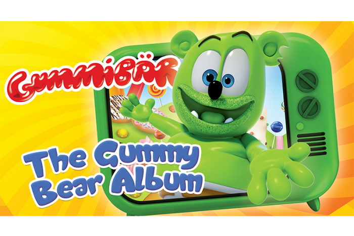 Gummibär, The Gummy Bear - The Gummy Bear Album